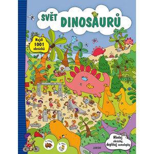 Svět dinosaurů - neuveden