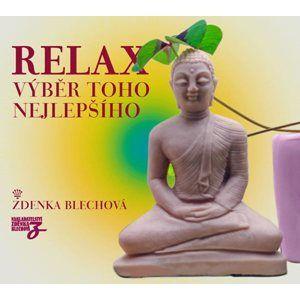 Relax, výběr z toho nejlepšího - CD - Blechová Zdenka