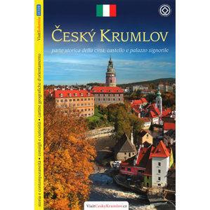 Český Krumlov - průvodce/italsky - Reitinger Lukáš