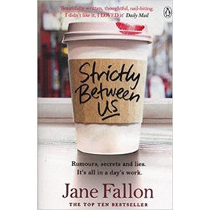 Strictly Between Us - Fallon Jane