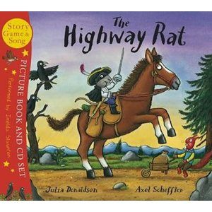The Highway Rat - Donaldson Julia