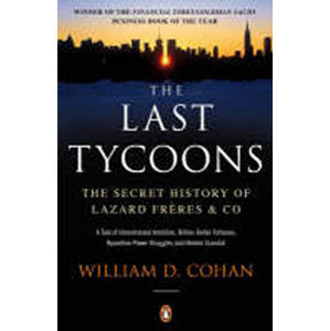 The Last Tycoons - Cohan William D.