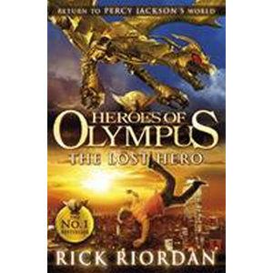 The Lost Hero  - Heroes of Olympus - Riordan Rick