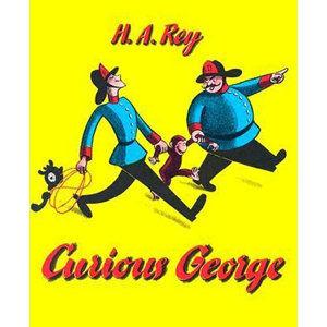 Curious George - Rey H.A.