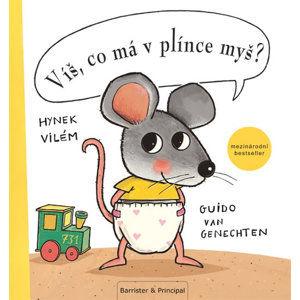 Víš, co má v plínce myš? - van Genechten Guido