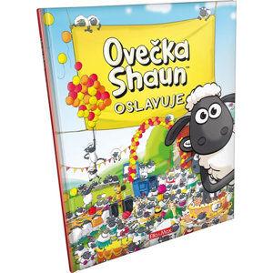 Ovečka shaun oslavuje - neuveden