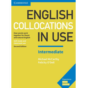 English Collocations in Use Intermediate Book with Answers - McCarthy Michael, O'Dell Felicity,