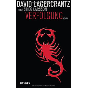 Verfolgung (Millennium, Band 5) - Lagercrantz David