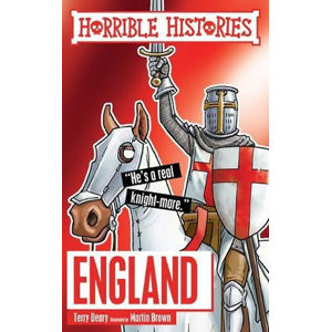 Horrible Histories: England - Deary Terry