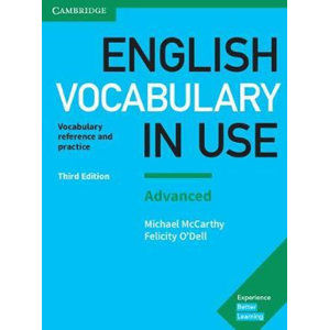 English Vocabulary in Use: Advanced Book with Answers - McCarthy Michael, O'Dell Felicity,