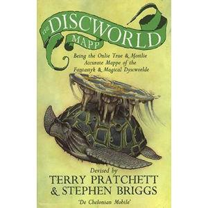 The Discworld Mapp (Discworld) - Pratchett Terry