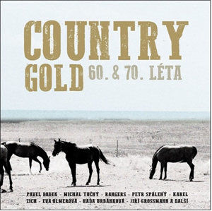 Country Gold 60. & 70. léta - 2 CD - Various