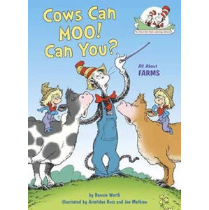Cows Can Moo! Can You? All About Farm - Worth Bonnie