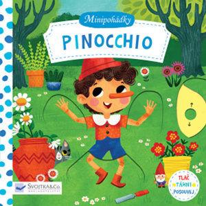 Pinocchio - Minipohádky - Bos Miriam