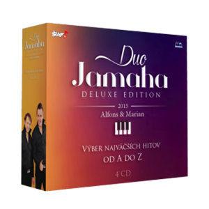 Duo Jamaha - De luxe - 4 CD - neuveden