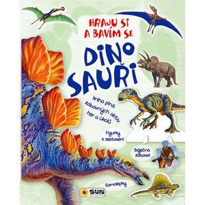 Dinosauři - Hraju si a bavím se - neuveden