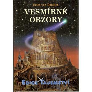 Vesmírné obzory - von Däniken Erich
