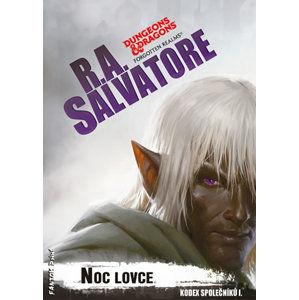 Noc lovce - Kodex společníků 1 - Salvatore R. A.