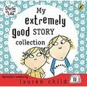 My Extremely Good Story Collection - Child Lauren