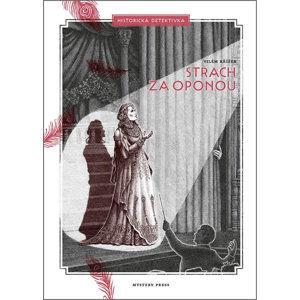 Strach za oponou - Křížek Vilém