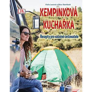 Kempinková kuchařka - Recepty pro vášnivé cestovatele - Lexová Viola, Staniczok Nico,