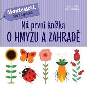 Má první knížka o hmyzu a zahradě - Piroddiová Chiara