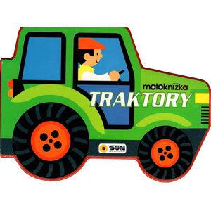 Traktory - Moje první motoknížka - neuveden