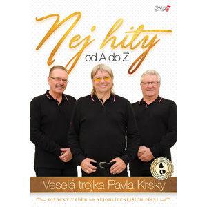 Veselá Trojka Nej Hity A-Z - 4 CD - neuveden