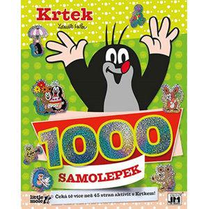 Krtek - 1000 samolepek - neuveden