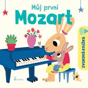 Můj první Mozart - Zvuková knížka - neuveden
