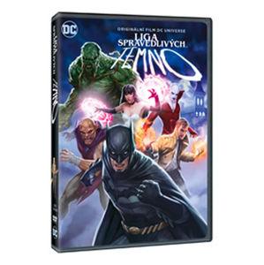 Liga spravedlivých: Temno DVD - neuveden