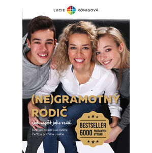 (Ne)Gramotný rodič - Jak neselhat jako rodič (1) - Königová Lucie