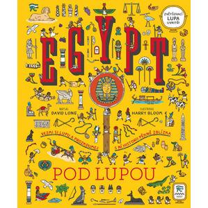 Egypt pod lupou - Vezmi si lupu a prozkoumej s ní historii pěkně zblízka - Long David