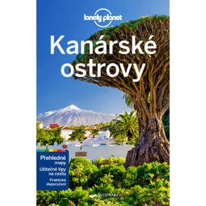 Kanárské ostrovy - Lonely Planet (1) - neuveden