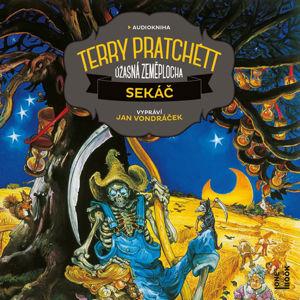 Sekáč - Úžasná zeměplocha - 2 CD (Čte Jan Vondráček) - Pratchett Terry