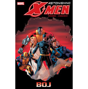 Astonishing X-Men 2 - Boj - Whedon Joss