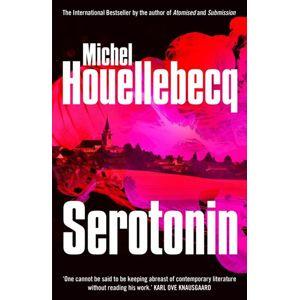 Serotonin (anglicky) - Houellebecq Michel