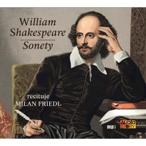 Sonety - CDmp3 (Recituje Milan Friedl) - Shakespeare William