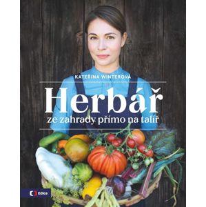 Herbář ze zahrady přímo na talíř - Winterová Kateřina