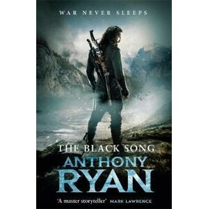 The Black Song - Ryan Anthony