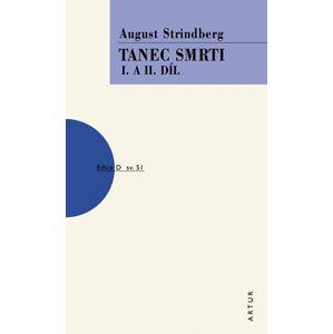 Tanec smrti 1 a 2 - Strindberg August