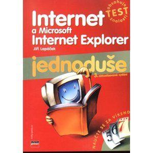 Internet a Internet Explorer jednoduše-3.v. - Lapáček Jiří