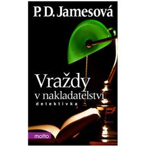 Vraždy v nakladatelství - P.D. Jamesová