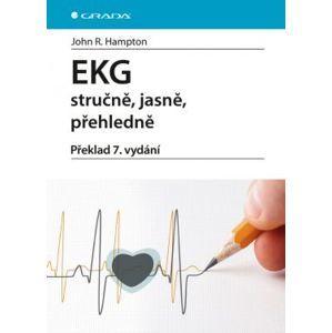 EKG stručně, jasně, přehledně, 7. vydání - Hampton John R.