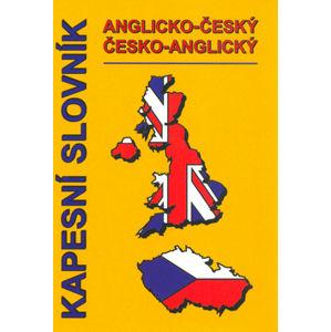 Kapesní slovník anglicko-český, česko-anglický - Jan Václavík, Štěpánka Pařízková