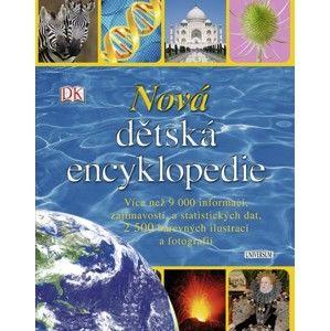 Nová dětská encyklopedie - neuveden