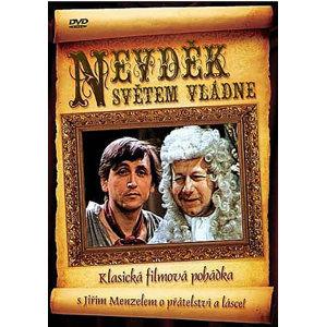 Nevděk světem vládne - DVD - neuveden