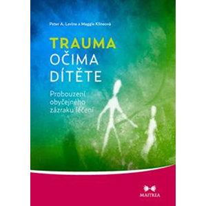 Trauma očima dítěte - Levin Peter A., Klineová Maggie