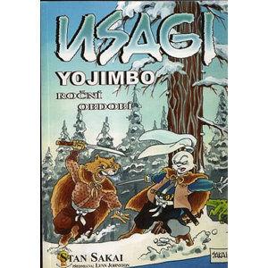 Usagi Yojimbo - Roční období 2. vydání - Sakai Stan