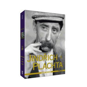 Jindřich Plachta - Zlatá kolekce - 4DVD - neuveden
